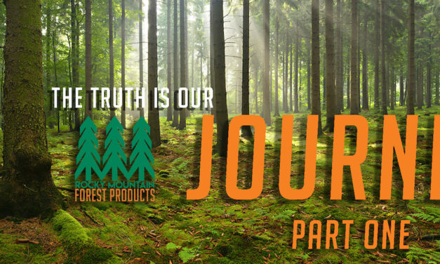 The Truth is our Journey
